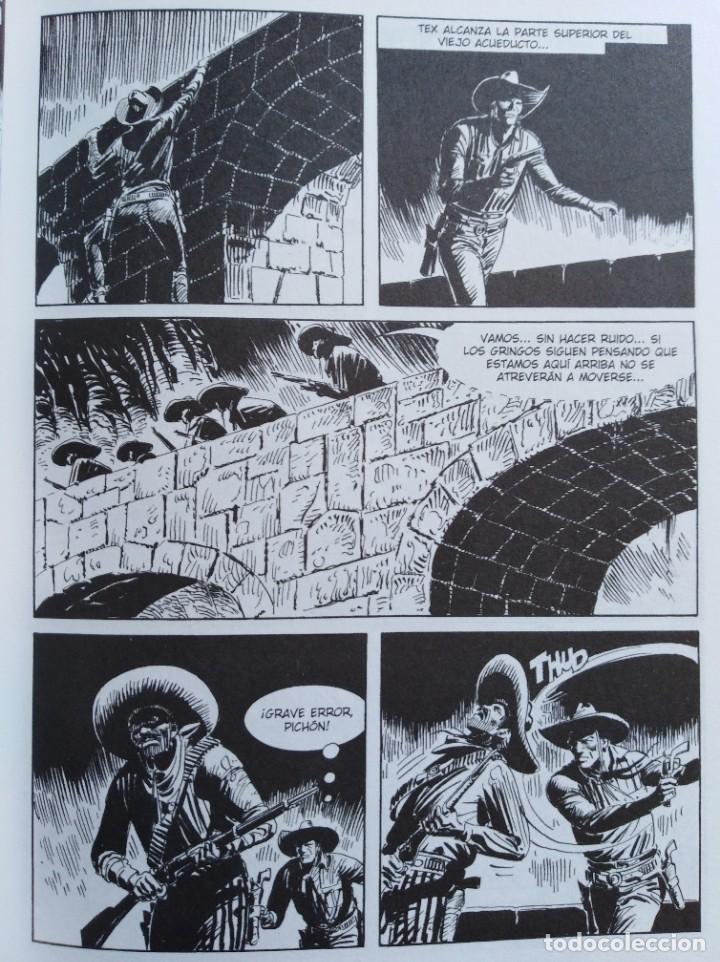 Cómics: TEX. EL TREN BLINDADO. Antonio Segura /José Ortíz. Aleta Ediciones - Foto 7 - 255522575