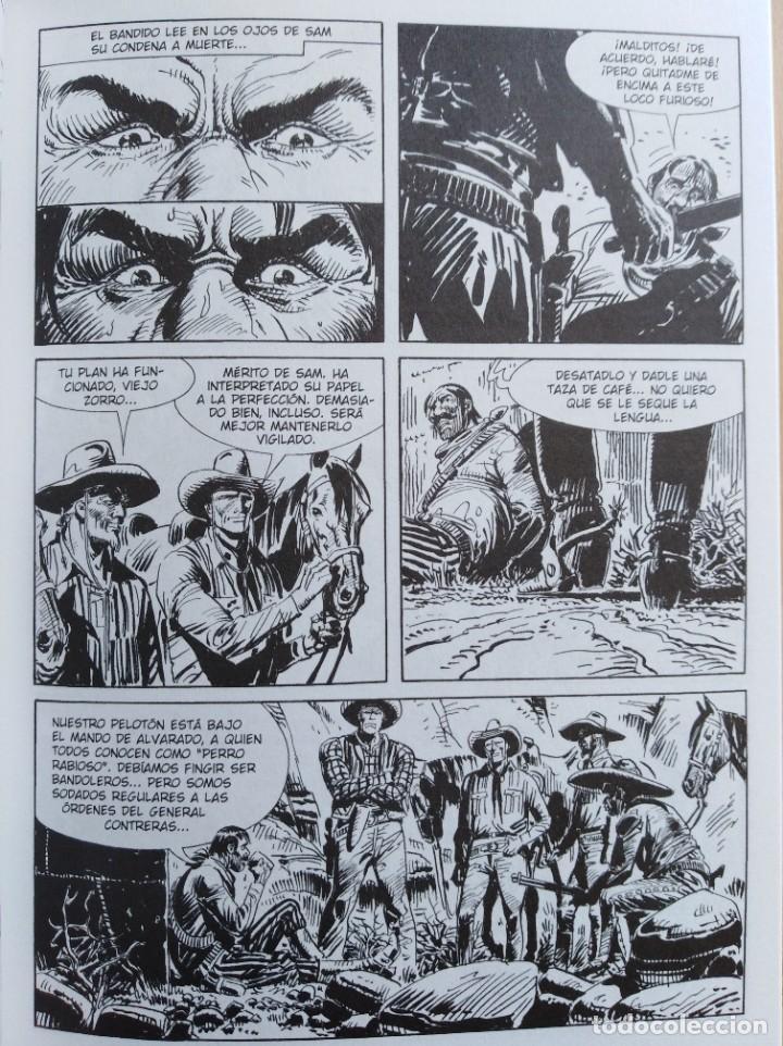 Cómics: TEX. EL TREN BLINDADO. Antonio Segura /José Ortíz. Aleta Ediciones - Foto 8 - 255522575