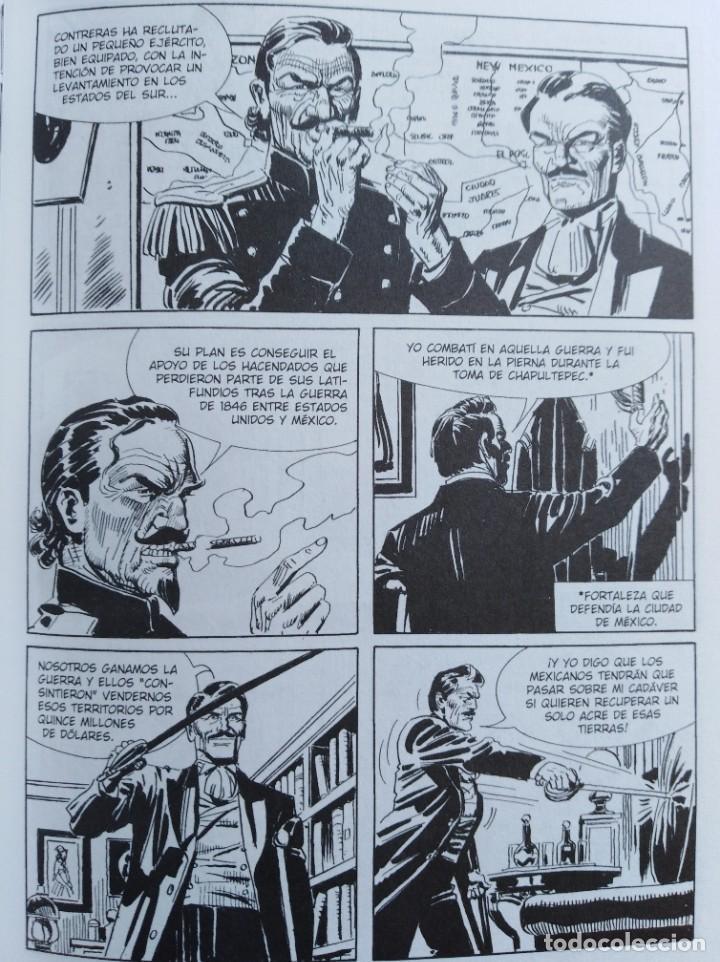 Cómics: TEX. EL TREN BLINDADO. Antonio Segura /José Ortíz. Aleta Ediciones - Foto 9 - 255522575