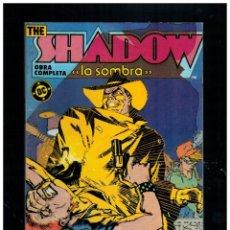 Cómics: THE SHADOW -LA SOMBRA- MINISERIE COMPLETA DE 6 NÚMEROS 1 AL 6 EN UN TOMO RETAPADO.ZINCO.. Lote 255529950