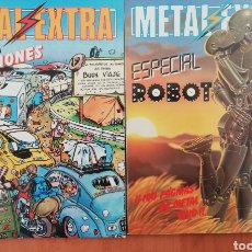 Cómics: METAL EXTRA. Lote 255535840