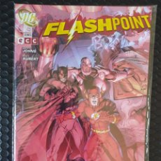 Cómics: DESCATALOGADO-FLASHPOINT Nº 2 ( GEOFF JOHNS ANDY KUBERT )-ECC- DC-NUEVO(NM)-BOLSA & BACKBOARD. Lote 255947530