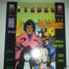 Fumetti: D.TEBEOS #00. Lote 255979855