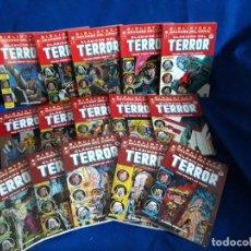 Cómics: CLÁSICOS DEL TERROR 1 AL 15 ¡¡COMPLETA!! - BIBLIOTECA GRANDES DEL CÓMIC - MBE. Lote 256077715
