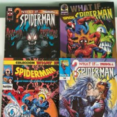 Cómics: WHAT IF SPIDERMAN. Lote 257530420