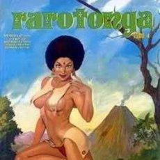 Fumetti: RAROTONGA - COLECCION COMPLETA - 5 TOMOS PRESTIGE - EDITORIAL VID. Lote 257552530