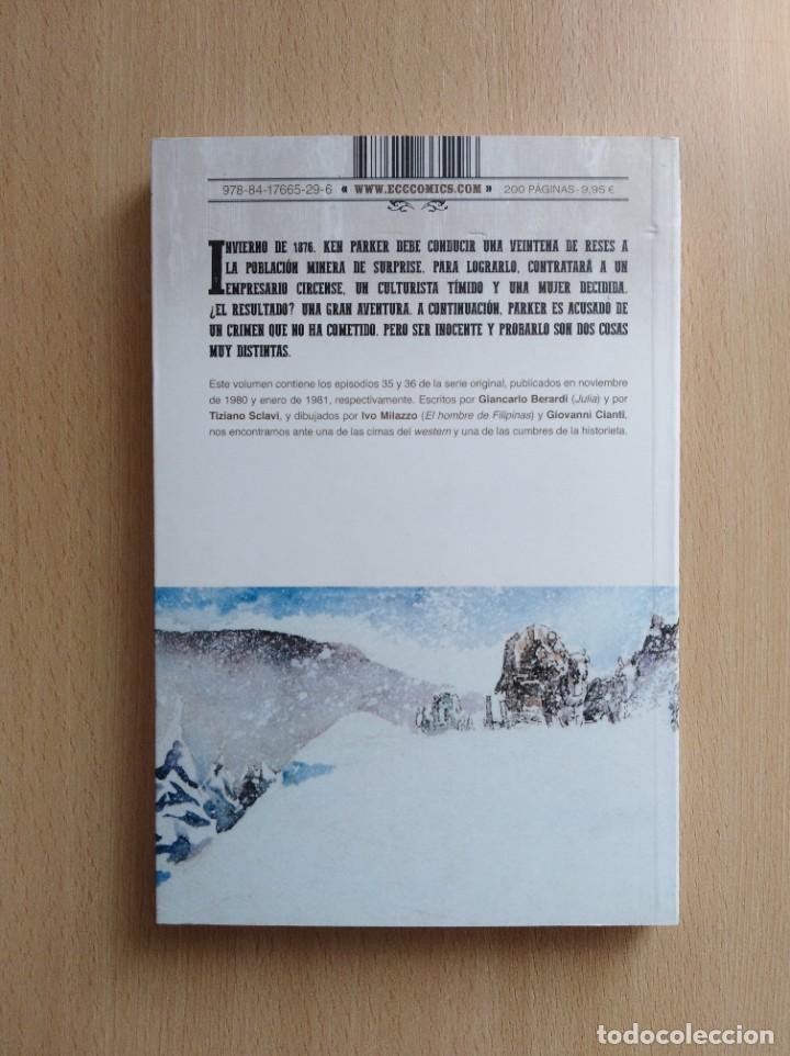 Cómics: KEN PARKER N° 18. Berardi/Milazzo - Foto 2 - 257633015