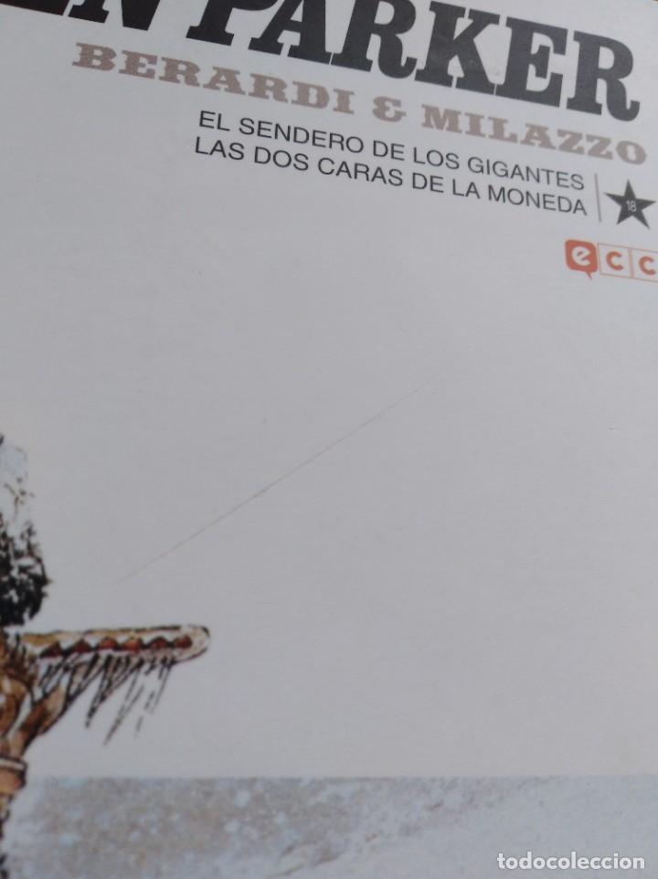 Cómics: KEN PARKER N° 18. Berardi/Milazzo - Foto 3 - 257633015