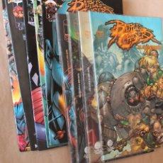 Fumetti: BATTLE CHASERS - COMPLETA VOL 1 2 EL RETORNO - PLANETA 1999 2002 - NUEVOS. Lote 257770100