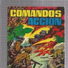 Cómics: COMANDOS EN ACCION 9. Lote 257878645