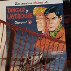 Cómics: TANGUY Y LAVERDURE, INTEGRAL 1 (PONENT MON). Lote 258167715