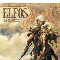 Cómics: ELFOS 07. FELIZ EL GUERRERO MUERTO/ EL JUICIO DE LA FOSA, 2A EDICIÓN. Lote 258785060