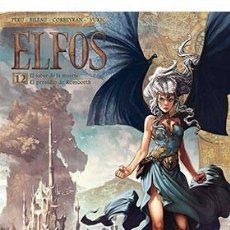 Cómics: ELFOS 12. EL SABOR DE LA MUERTE / EL PRESIDIO DE KOMOORTH. Lote 258785275