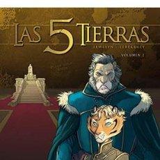Cómics: LAS 5 TIERRAS 2. Lote 258785510