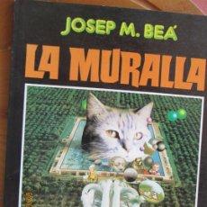 Fumetti: LA MURALLA , JOSEP Mª BLEA -TOUTAIN 1987 56 PAGINAS. Lote 259022515