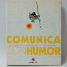 Cómics: COMUNICA CON HUMOR 2007, VODAFONE. Lote 259233760