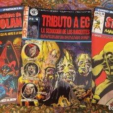 Cómics: COMIC-BOOK CLASSICS PRESENTA (PACK OFERTA): #11, 13 & 14 (COLAN, DITKO & TRIBUTO A EC). Lote 259717715