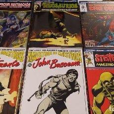 Cómics: COMIC-BOOK CLASSICS PRESENTA (PACK OFERTA): #11, 13, EXTRA 2, EXTRA 3 & MAESTROS DE MAESTROS 1 Y 2. Lote 259718805