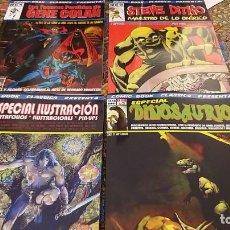 Cómics: COMIC-BOOK CLASSICS PRESENTA (PACK OFERTA): #11 Y 13 & EXTRAS 2 Y 3. Lote 259719570