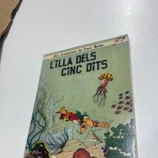 Cómics: L'ILLA DELS CINC DITS. Lote 260043650