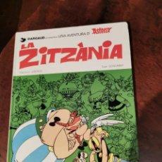 Cómics: LA ZITZÀNIA - ASTÈRIX - IDIOMA CATALÀ - GRIJALBO 1ª EDICIÓ 1983. Lote 260089155