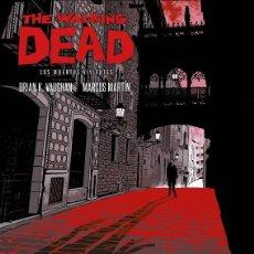 Cómics: THE WALKING DEAD (LOS MUERTOS VIVIENTES): EL EXTRANJERO [CARTONE]. Lote 277757743