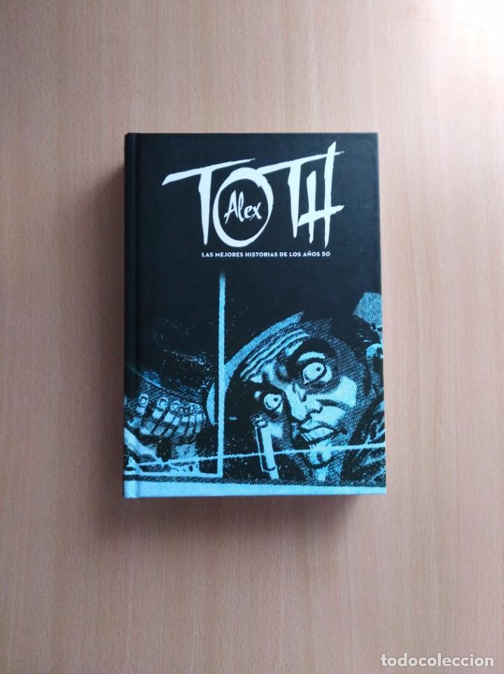 LAS MEJORES HISTORIAS DE LOS AÑOS 50. ALEX TOTH (Tebeos y Comics - Comics otras Editoriales Actuales)