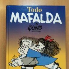 Cómics: TODO MAFALDA / QUINO / EDITORIAL LUMEN 1998. Lote 260799700