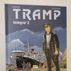 Cómics: TRAMP INTEGRAL 2, DE KRAEHN Y JUSSEAUME. PONENT MON. Lote 260871305