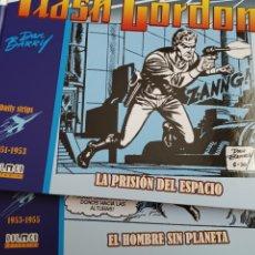 Cómics: FLASH GORDON. 2 VOL. DAILY STRIPS 1951/1955. Lote 261110350