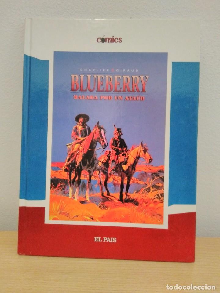 Cómics: BLUEBERRY Balada por un ataúd - El hombre que valía 500.00 $. Cómics El País, Núms. 8 y 9 (2005) - Foto 3 - 261121260