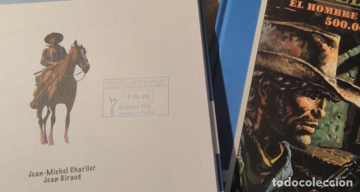 Cómics: BLUEBERRY Balada por un ataúd - El hombre que valía 500.00 $. Cómics El País, Núms. 8 y 9 (2005) - Foto 4 - 261121260