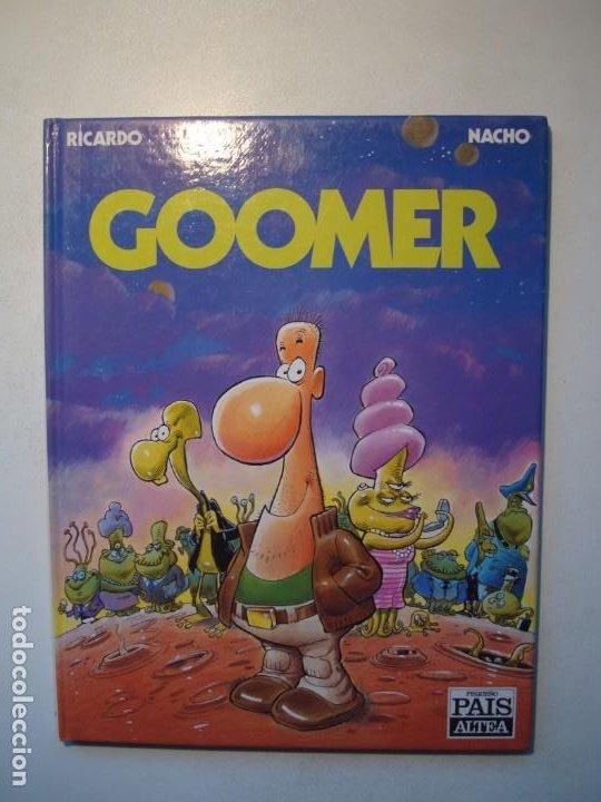 GOOMER - RICARDO / NACHO - PEQUEÑO PAÍS ALTEA 1990 (Tebeos y Comics - Comics otras Editoriales Actuales)
