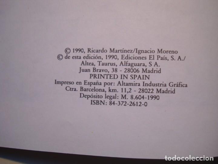 Cómics: GOOMER - RICARDO / NACHO - PEQUEÑO PAÍS ALTEA 1990 - Foto 6 - 261122105