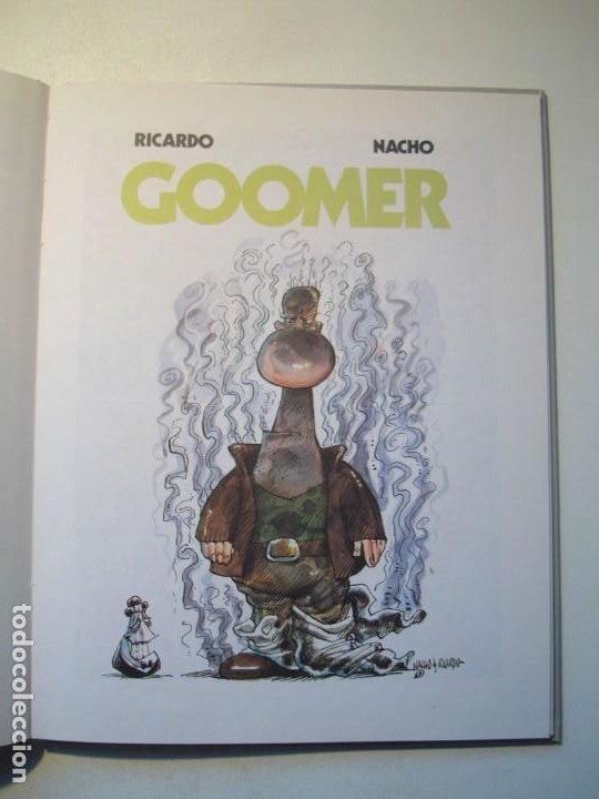 Cómics: GOOMER - RICARDO / NACHO - PEQUEÑO PAÍS ALTEA 1990 - Foto 7 - 261122105