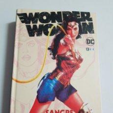 Comics: WONDER WOMAN SANGRE LA SAGA COMPLETA ESTADO NUEVO MAS ARTICULOS. Lote 261129025
