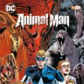 Lote 261158120: Animal Man: El reino rojo ECC Cómics