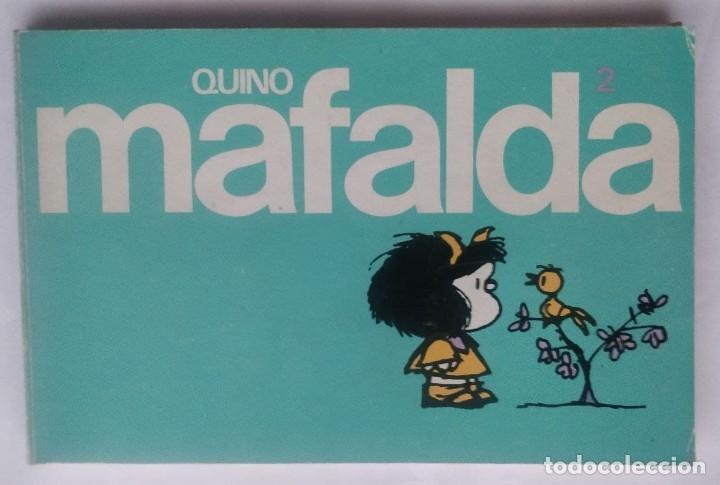 MAFALDA Nº 2 ** QUINO (Tebeos y Comics - Comics otras Editoriales Actuales)