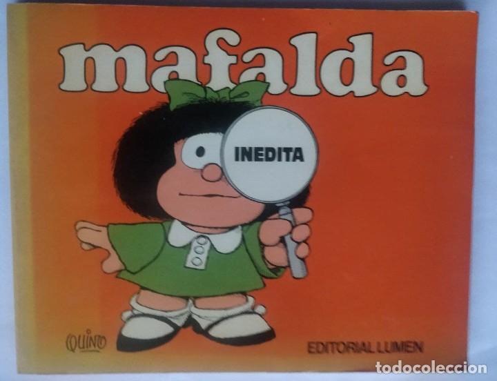 MAFALDA ** QUINO (Tebeos y Comics - Comics otras Editoriales Actuales)