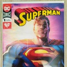 Cómics: SUPERMAN NÚMERO 80/1 GRAPA ECC (BRIAN MICHAEL BENDIS, IVÁN REIS, PATRICK GLEASON) ACTION COMICS. Lote 261224765