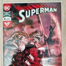 Cómics: SUPERMAN NÚMERO 83/4 GRAPA ECC (BRIAN MICHAEL BENDIS, IVÁN REIS, RYAN SOOK) ACTION COMICS. Lote 261226070