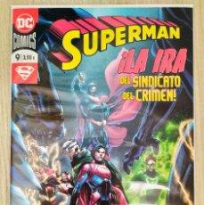 Cómics: SUPERMAN NÚMERO 88/9 GRAPA ECC (BRIAN MICHAEL BENDIS, IVÁN REIS...) ACTION COMICS. Lote 261227510