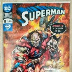 Cómics: SUPERMAN NÚMERO 90/11 GRAPA ECC (BRIAN MICHAEL BENDIS, IVÁN REIS...) ACTION COMICS. Lote 261228085