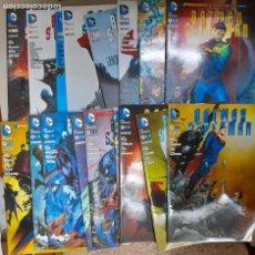 Cómics: BATMAN / SUPERMAN, LOTE DE 17 COMICS, DC, ECC, C9556. Lote 261271815