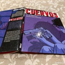 Cómics: CUERVOS TOMO 1. EL CONTRATO. GLENAT 2005. Lote 261592350