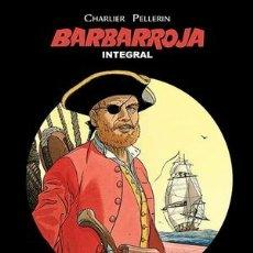 Fumetti: BARBARROJA INTEGRAL 7 CHARLIER PONENT MON. Lote 261815100