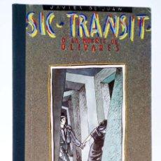 Cómics: COLECCIÓN IMPOSIBLE 5. SIC TRANSIT, O LA MUERTE DE OLIVARES (JAVIER DE JUAN) ARREBATO, 1984. OFRT. Lote 261912480