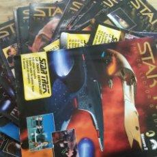 Cómics: STAR TREK LA NUEVA GENERACION FICHAS SALVAT 2006 NUMS 2 AL 32 AMBOS INCLUSIVE. Lote 261853900
