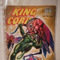 Cómics: COMIC - KING COBRA NUM. 8 - COMICS - EL REPTIL VOLADOR DS EDITORS. Lote 262015605
