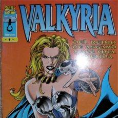 Cómics: VALKYRIA DEL REINO DE ASGARD. Lote 262026670